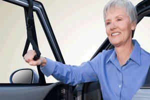 Automotive Standing Aid