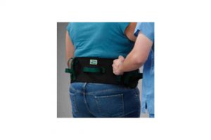 Transfer Belt With Quick-Release Buckle